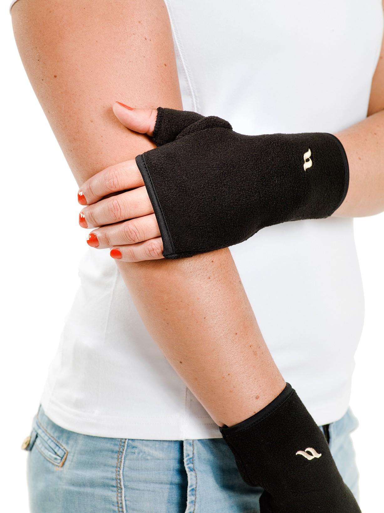 Back on Track handsker, såler og strømper