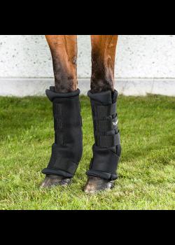 Back on Track til hestens ben - staldgamacher og bandager