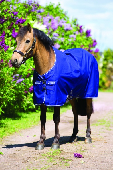 Horseware pony og føldækkener