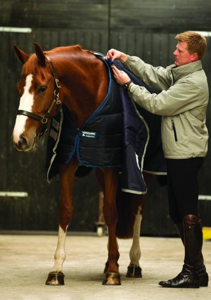Horseware linere og underblankets