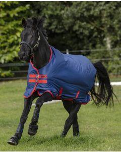 Mio Medium/ 200G fra Horseware - Dark Blue/Dark Blue with Red