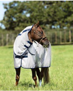 Mio Pony Fly Rug fra Horseware - Bronze/Navy