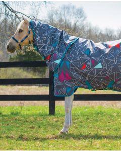 Amigo Pony Plus Lite /0 G - Origami/Teal