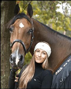 Strik Pandebånd Felicia fra Back on Track