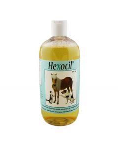 Hexocil desinficerende shampoo 500 ml